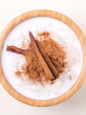 Der erste Geschmack - Süßes nach Ayurveda - Reismilch mit Zimt - © Joya
