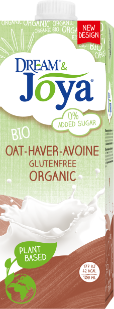 Dream Organic Oat Drink gluten free