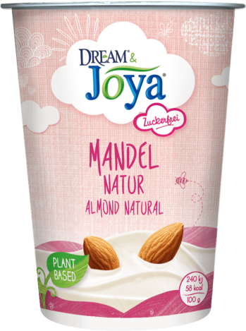 Dream & Joya Almond Yogurt Alternative Natural