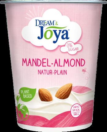 Dream & Joya Mandel Joghurtalternative Natur