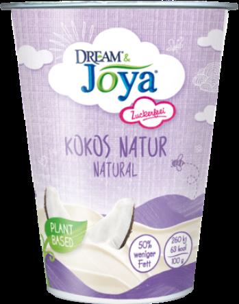 Dream & Joya Kokos Joghurtalternative Natur