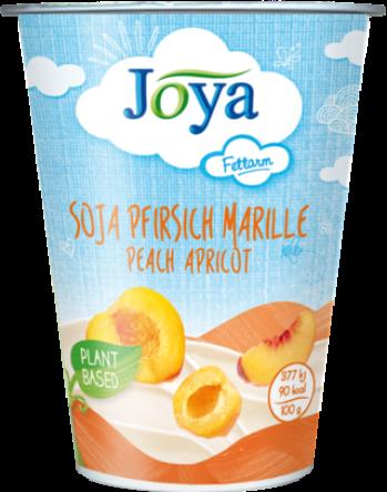 Joya Soja Joghurtalternative Pfirisch-Marille