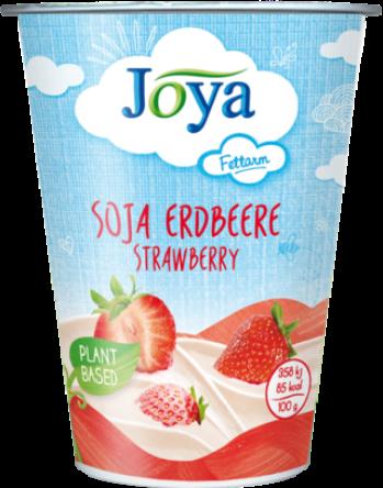 Joya Soja Joghurtalternative Erdbeere