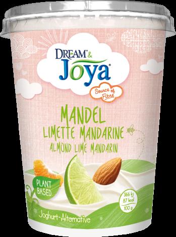 Dream & Joya Mandel Joghurtalternative Limette Mandarine