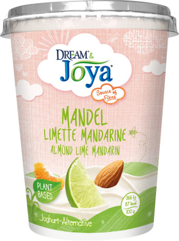 Dream & Joya Almond Yogurt Alternative Lime Mandarin