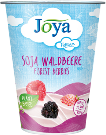 Joya Soya Yogurt Alternative Forest Berries