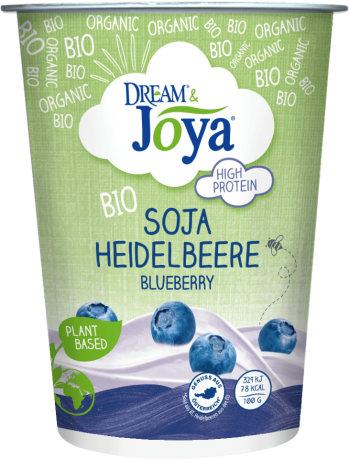 Dream & Joya Organic Soya Yogurt Alternative Blueberry