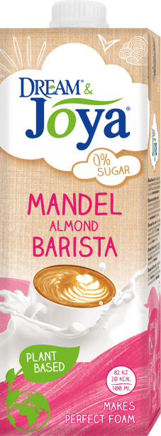 Dream & Joya Mandel Drink Barista