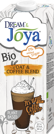 Dream & Joya Bio Hafer Drink Kaffee