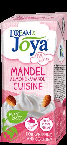Dream & Joya Mandel Cuisine