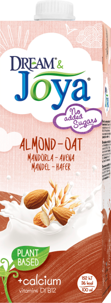 Dream & Joya Almond Oat Drink