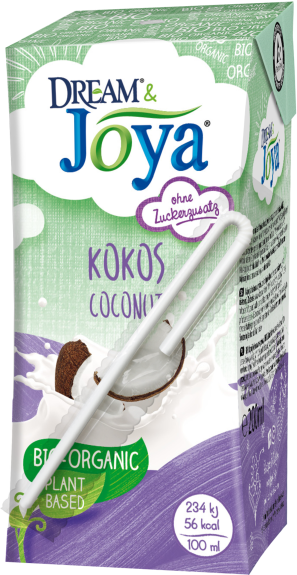 Dream & Joya Bio Kokos Drink 200 ml