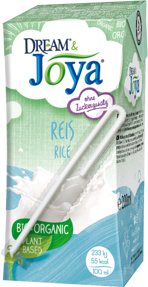 Dream & Joya Bio Reis Drink 200 ml