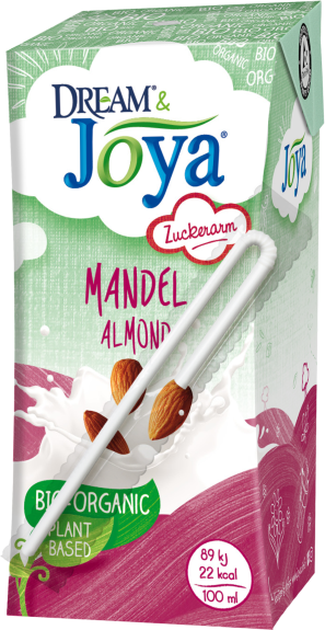 Dream & Joya Organic Almond Drink 200 ml
