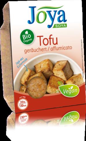 Joya Bio Tofu geraeuchert