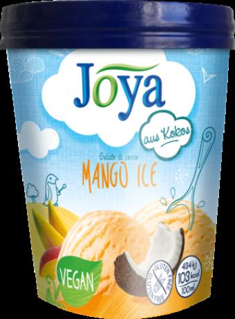 Joya Coconut Ice Cream Mango