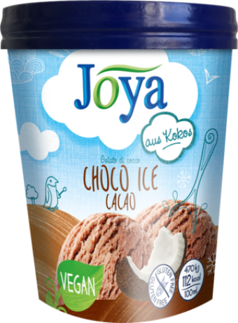 Joya Coconut Ice Cream Choco