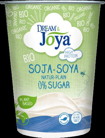 Dream & Joya Bio Soja Joghurtalternative Natur