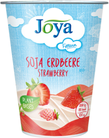 Joya Soya Yogurt Alternative Strawberry