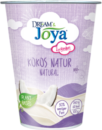 Dream & Joya Coconut Yogurt Alternative Natural