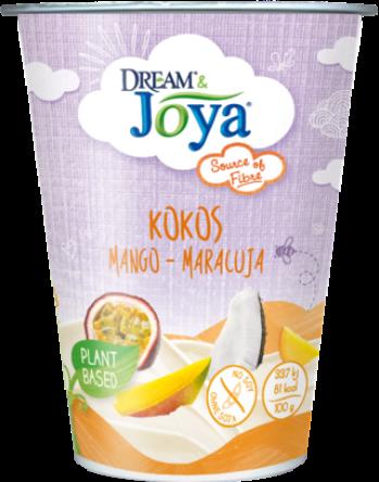 Dream & Joya Kokos Joghurtalternative Mango-Maracuja