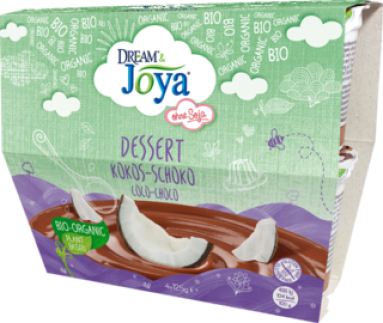 Dream & Joya Organic Coconut Dessert Choco