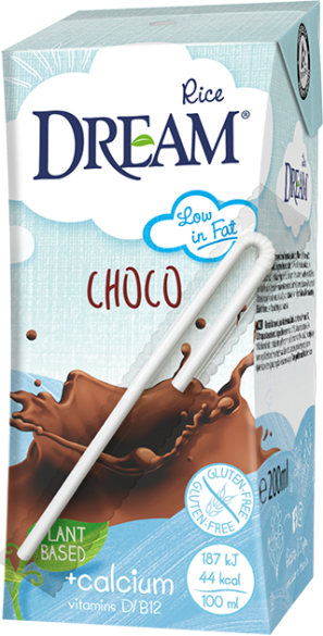 Dream Rice Drink Choco 200 ml