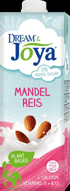 Joya Mandel Reis Drink