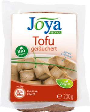 Joya Organic Tofu Smoked