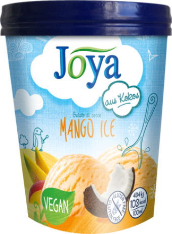 Joya Coconut Ice Cream Mango